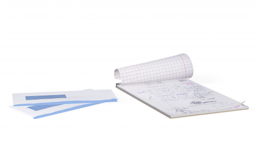 Stationery (envelopes, Post-its, notepads, memo pads, writing pads, etc.)