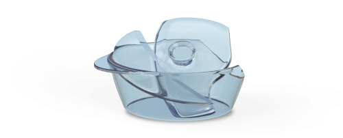 Heat-resistant glass and oven dishes (e.g. Pyrex)